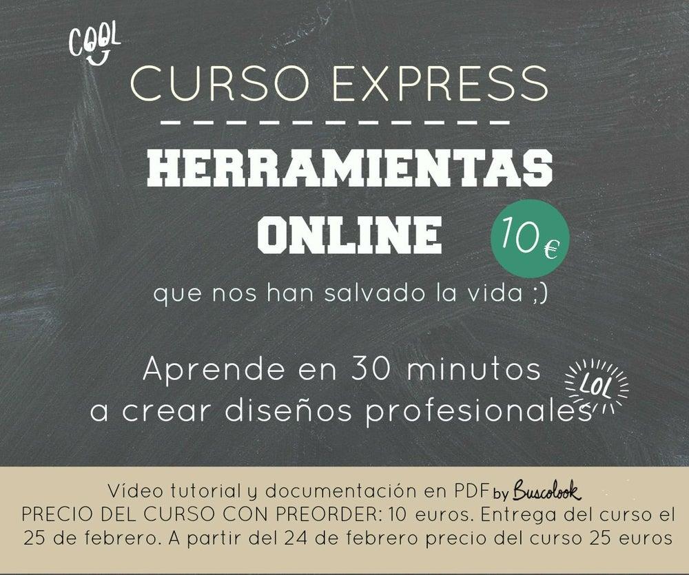 Image of PREORDER: Curso express