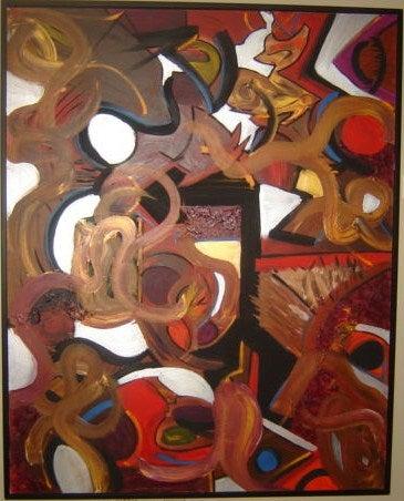 """Image of """"Monkey Business"""""""