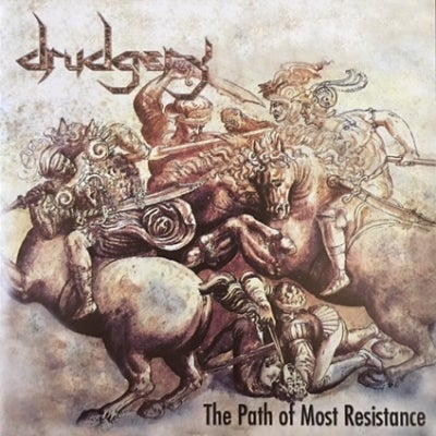 "Image of Drudgery ""The Path Of Most Resistance"" 1999"