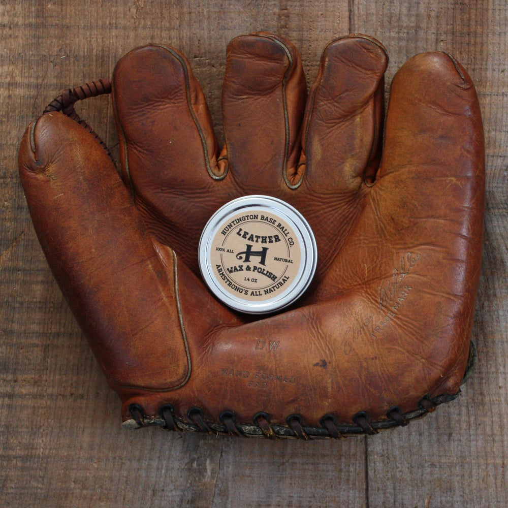Image of HBBC Leather Wax