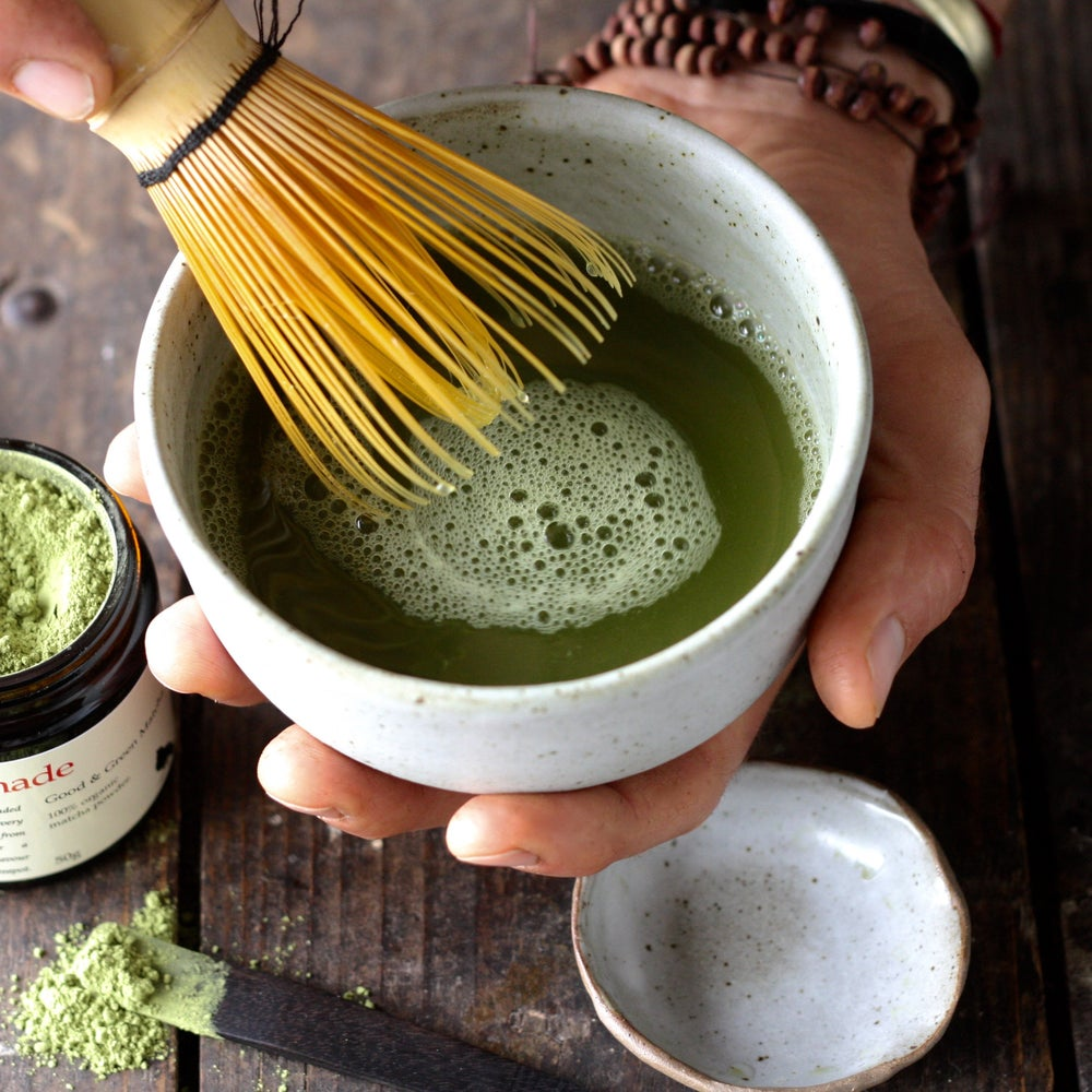 Image of Otti Made for Scullery Made - Bespoke Matcha Set