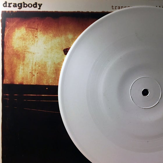 "Image of Dragbody 'Transgress.Nullify.' 7"" White"