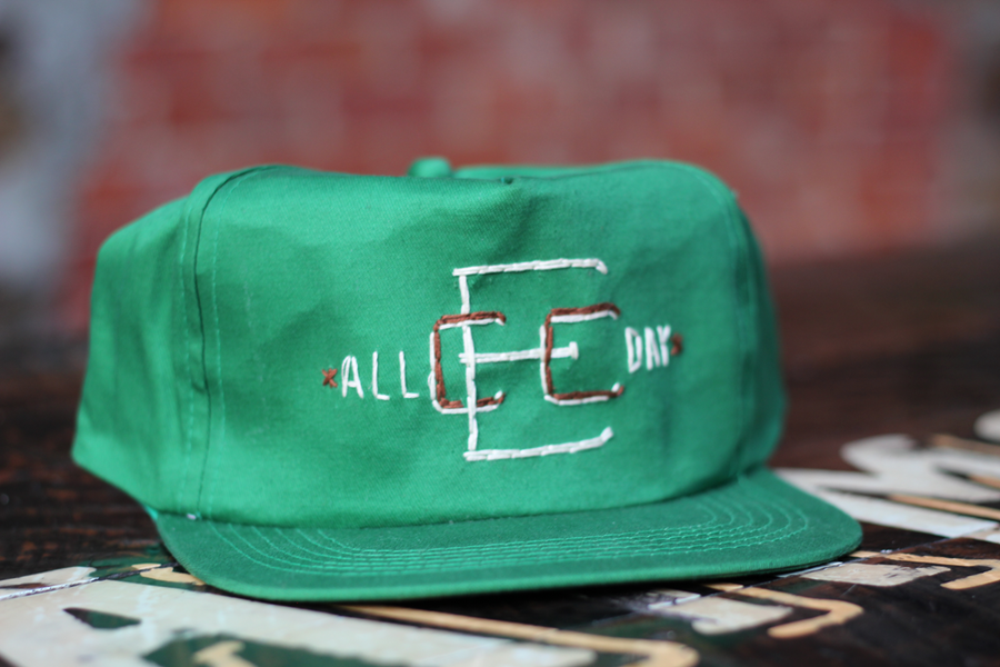 Image of Custom Hand Sewn Snapbacks