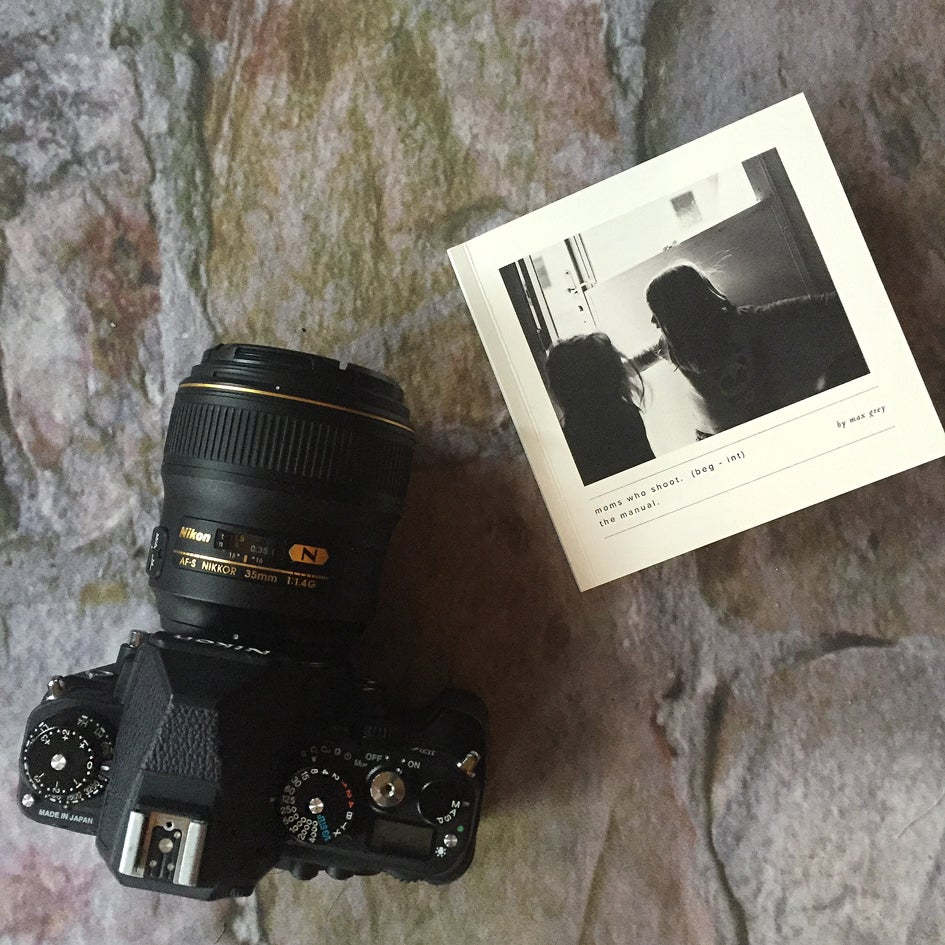 Image of understanding your camera - the manual