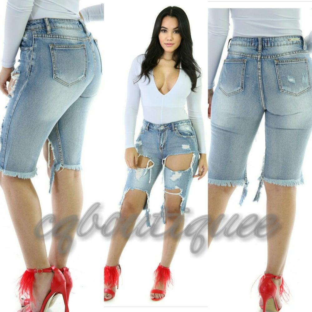 Image of on egde shorts