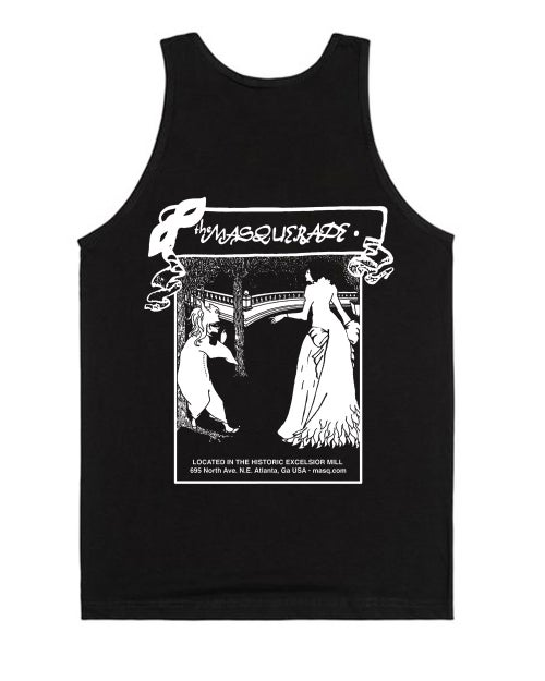 Image of Light Weight Masquerade Tank Top