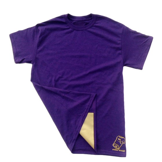 Image of Color of the week purp n gold