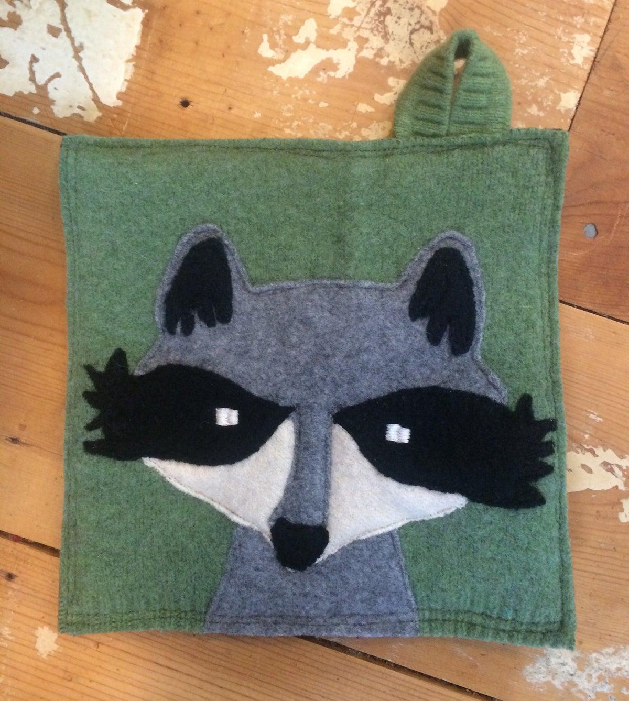 Image of Raccoon Mugshot