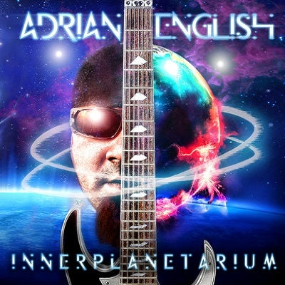 "Image of Adrian English ""Interplanetarium""  2011"