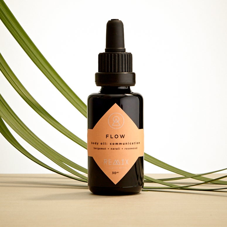 Image of Flow Body Oil: Communication Therapy