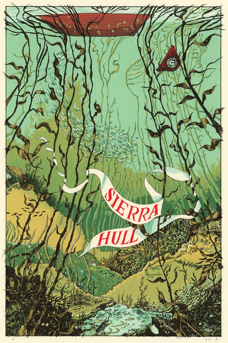 Image of Sierra Hull (Tour Poster)