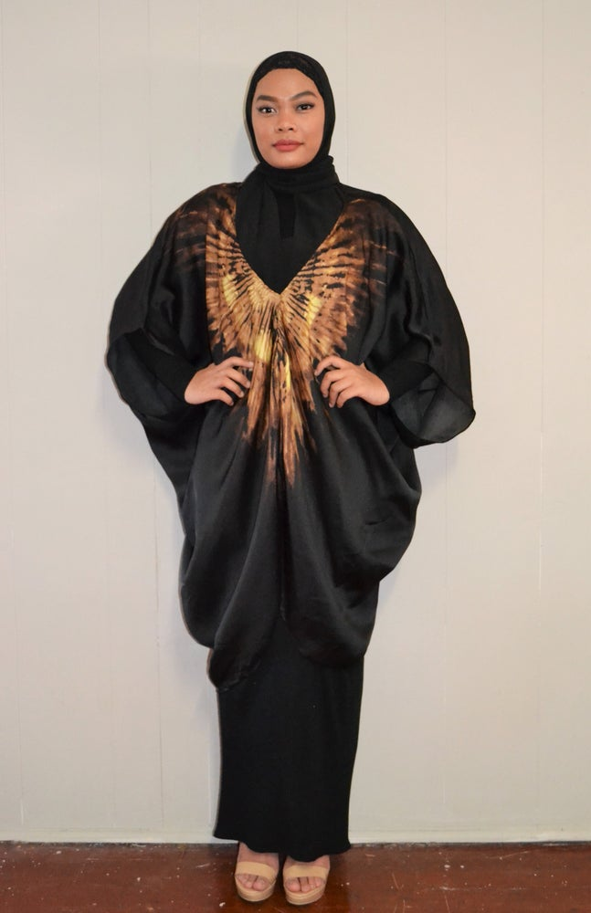 Image of Aurora Kaftan Top.