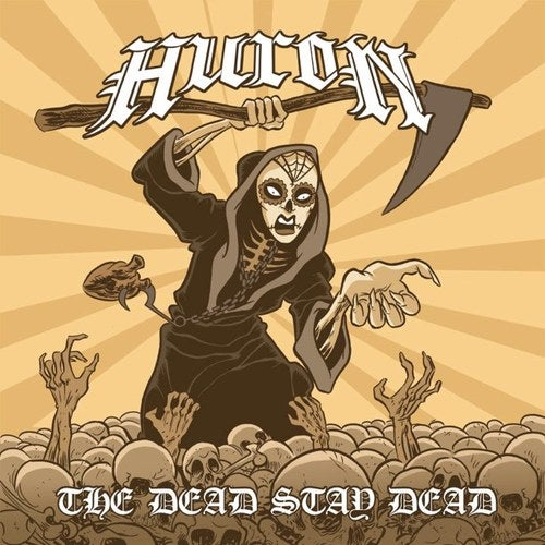 Image of THE DEAD STAY DEAD - CD
