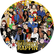 Image of Not the 1s - Everybody's Rappin