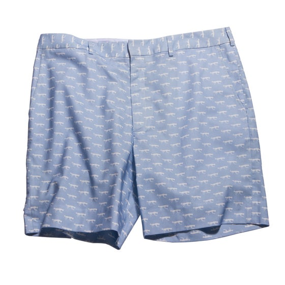 Image of M60s Bably Blue Shorts