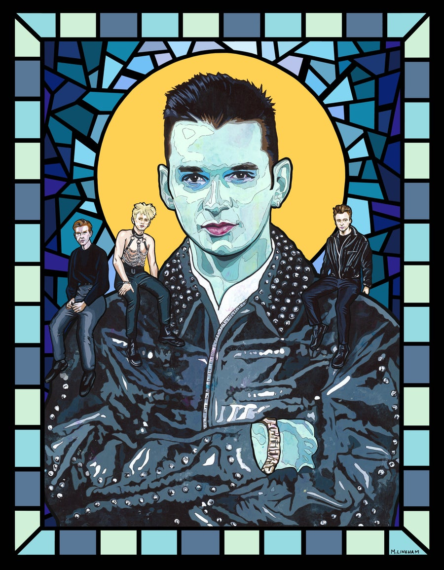 Image of Dave Gahan (Depeche Mode)