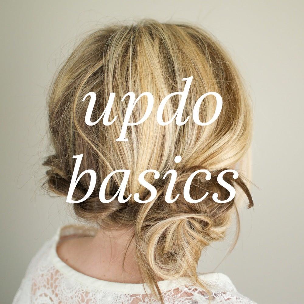 Image of Updo Basics 004