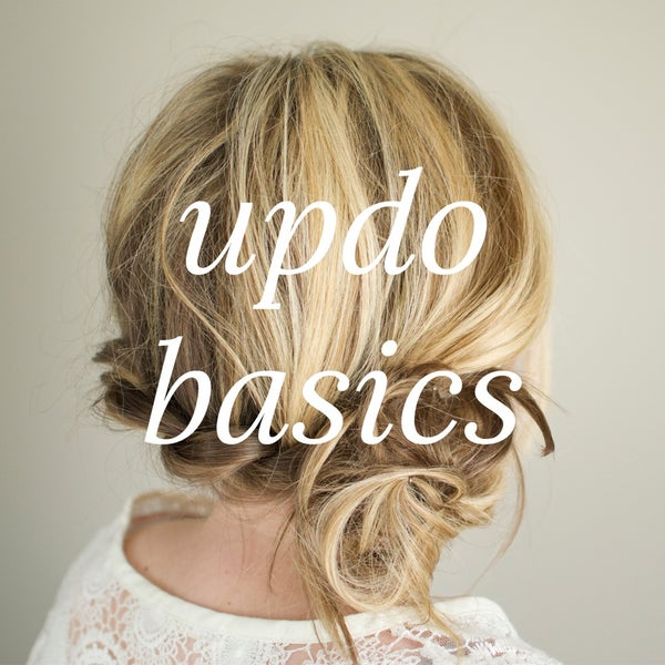 Image of Updo Basics 004