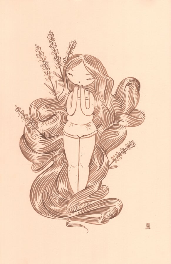 "Image of ""Lavender"" by Stasia Burrington"