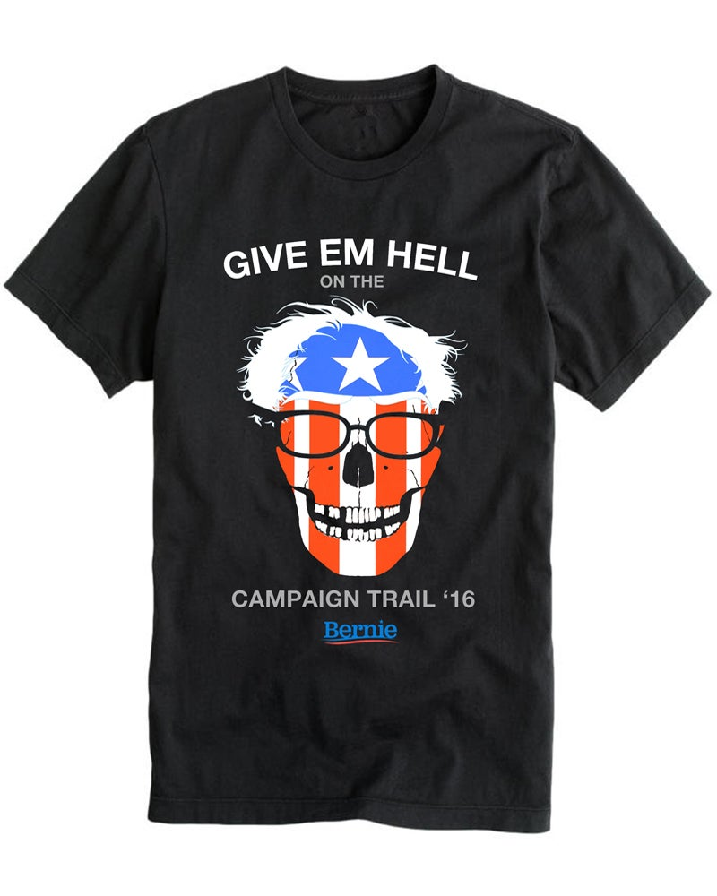 Image of Give Em Hell black tee