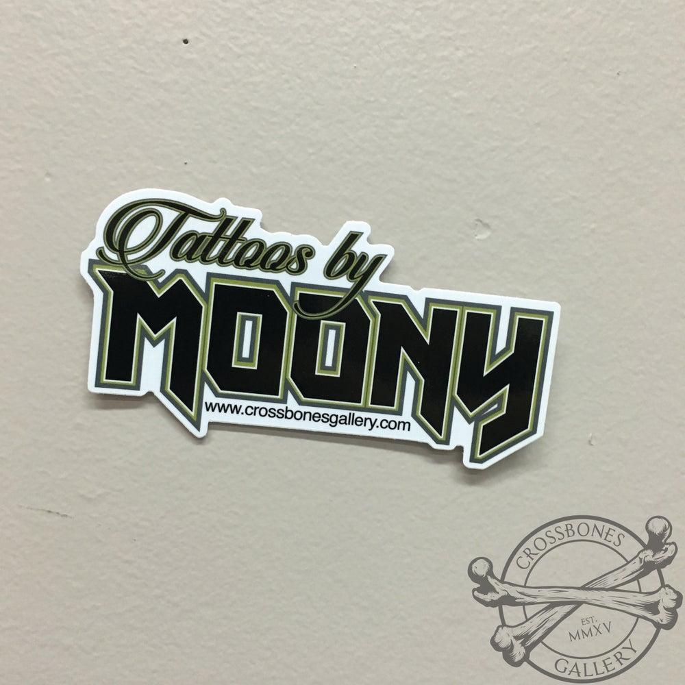 Image of Tattoos by Moony Vinyl Sticker