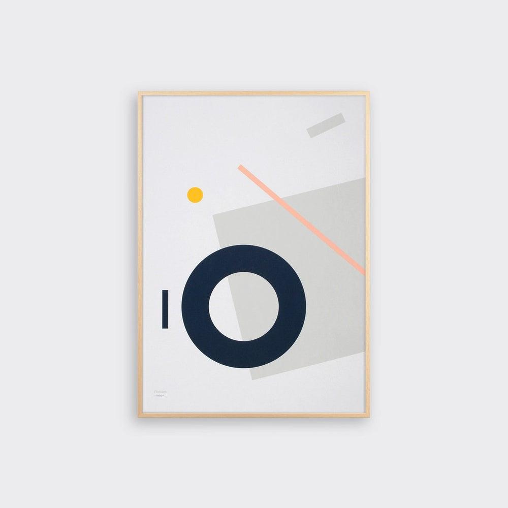 Image of Flotsam print by Tom Pigeon
