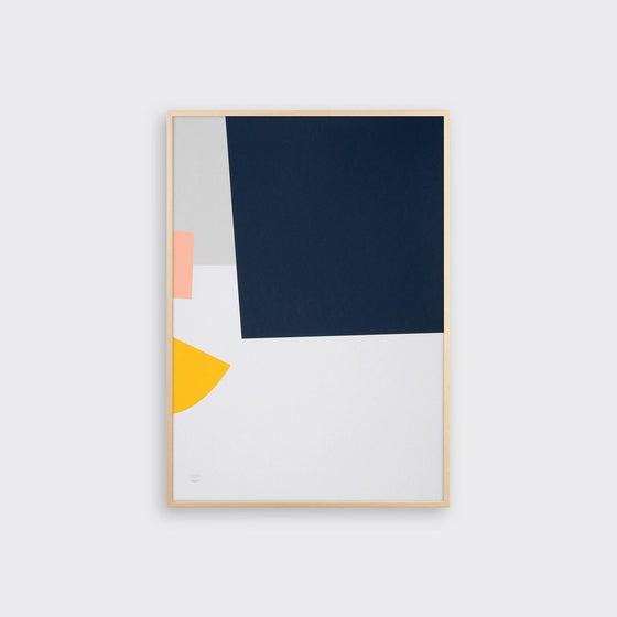 Image of Lagan print by Tom Pigeon