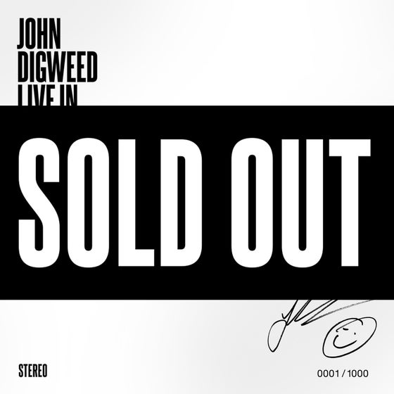 Image of John Digweed Live In Montreal 6xCD SOLD OUT!