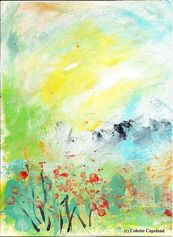 Image of Sunny Landscape
