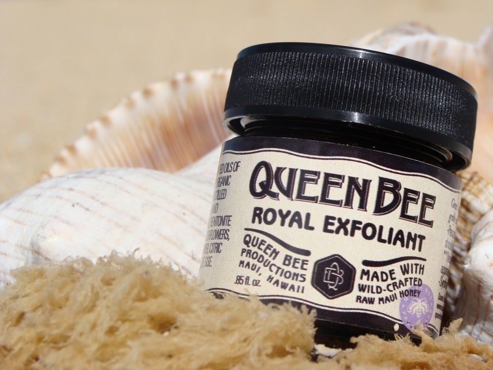 Image of .85 oz Royal Exfoliant