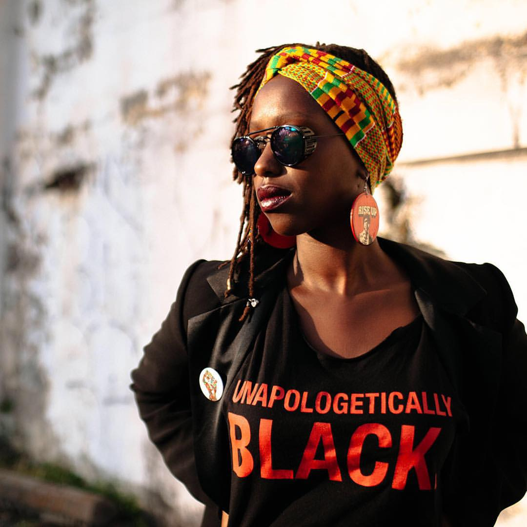 Image of Unapologetically Black Tee