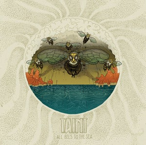 """Image of TAINT - """"All Bees To The Sea"""" CD"""