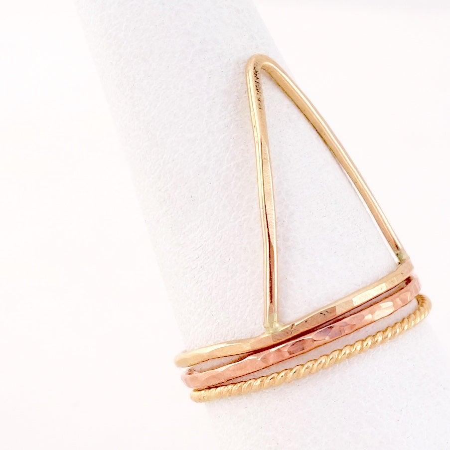 Image of Pyramid Ring