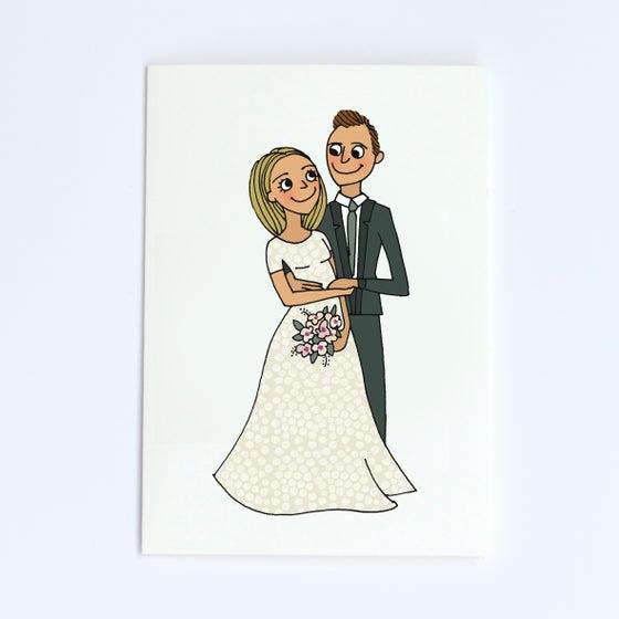 Image of Wedding Card 4