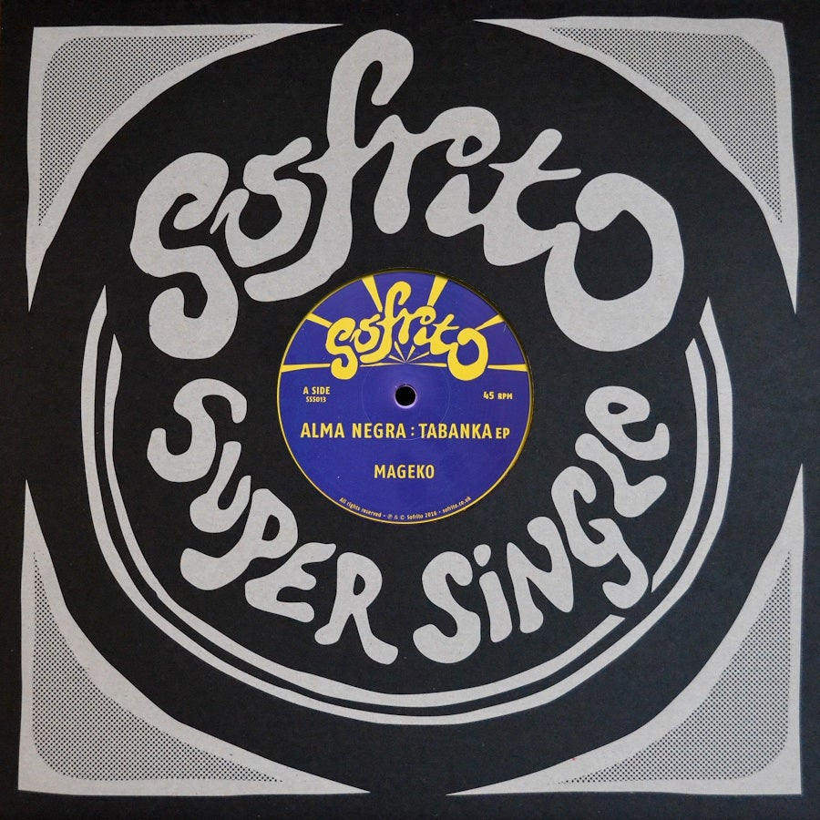 Image of Super Single // Alma Negra // Tabanka EP