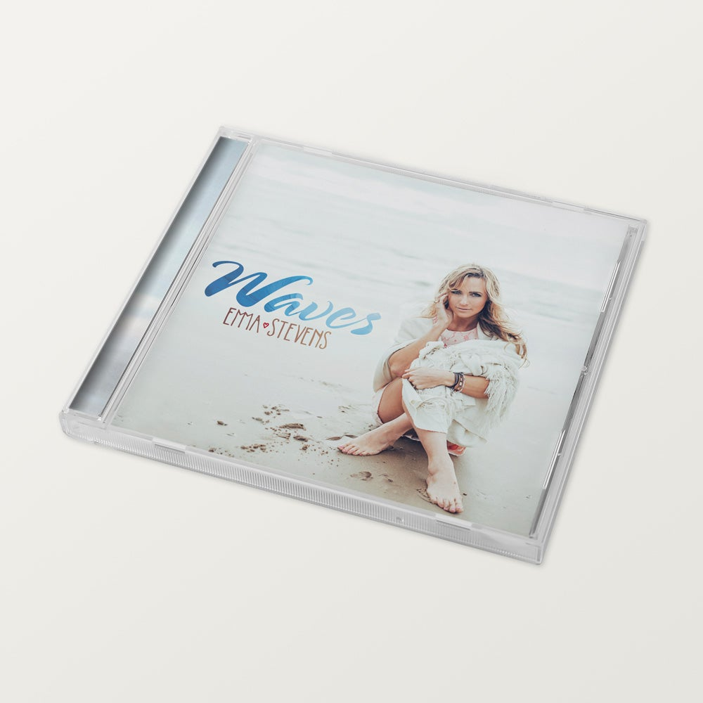 Image of Waves CD