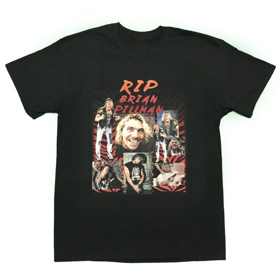 Image of Brian Pillman Tribute tee