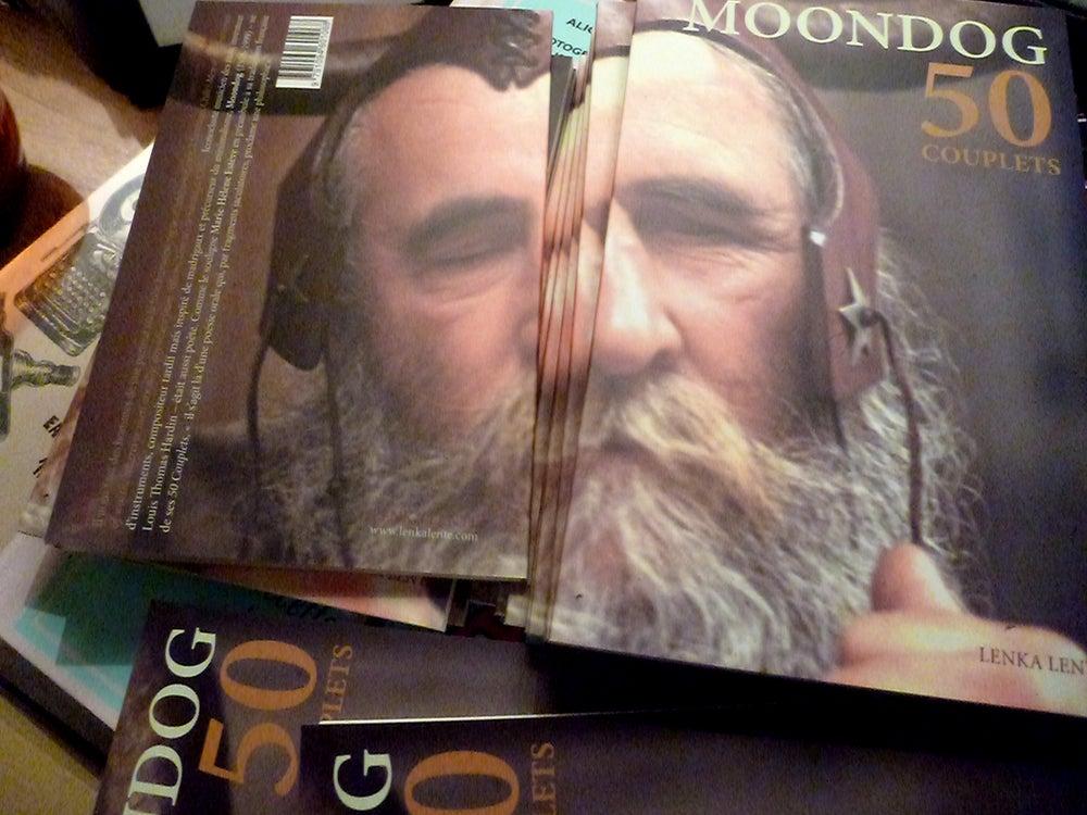 Image of 50 couplets de Moondog