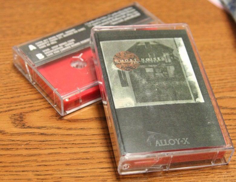 """Image of Ghost Noises """"Zen Archer"""" Cassettes"""