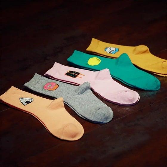 "Image of X-Society Socks ""kawaii"""