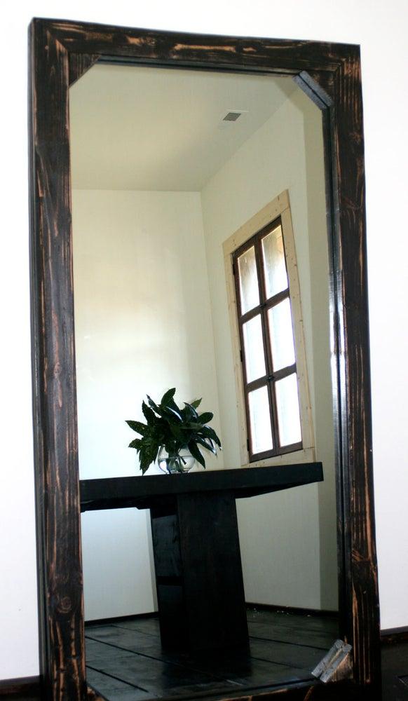 Image of 2' x 6' LEANING FLOOR MIRROR
