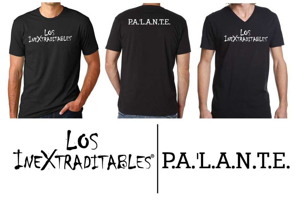 Image of Los IneXtraditables T-shirt