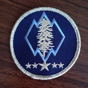 Image of Ca5cadia Patch