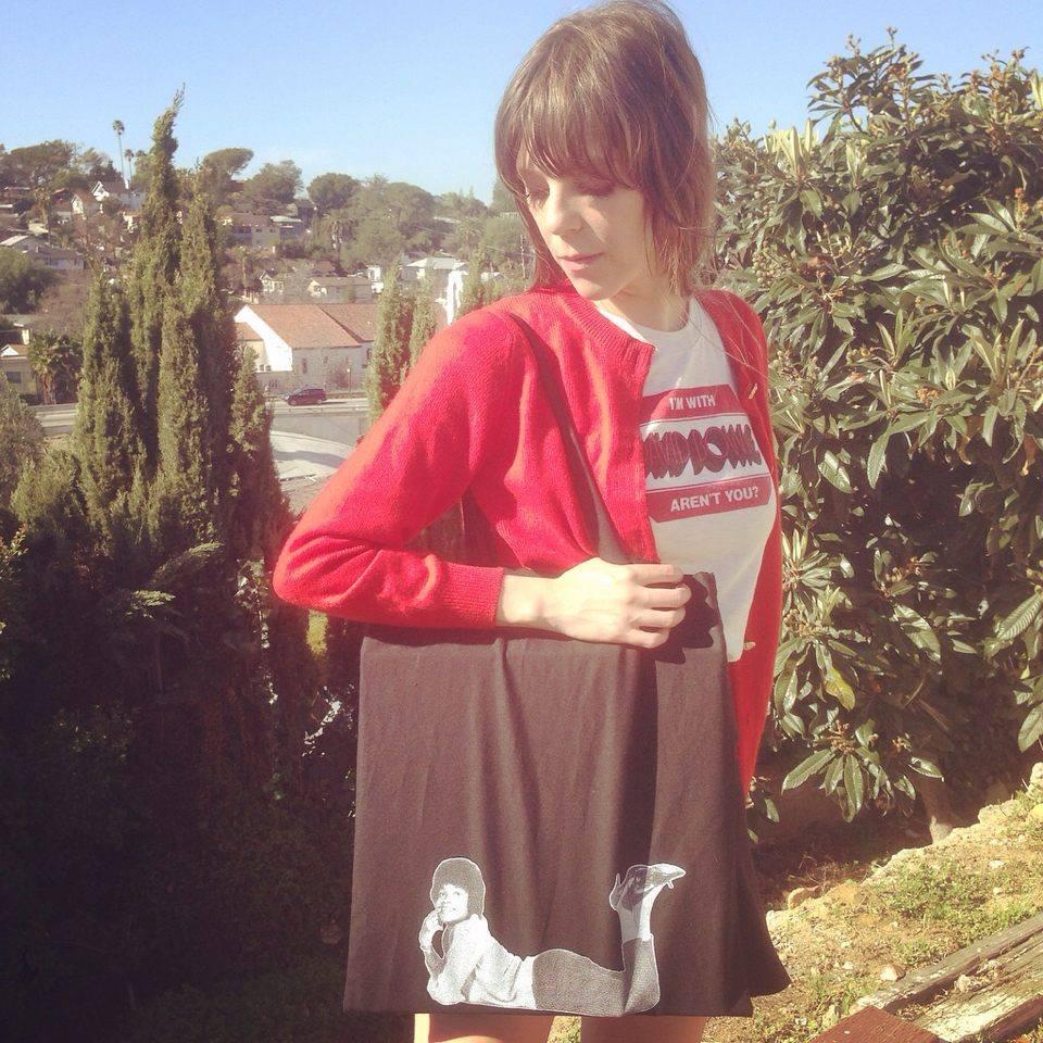 Image of Little Eva tote bag