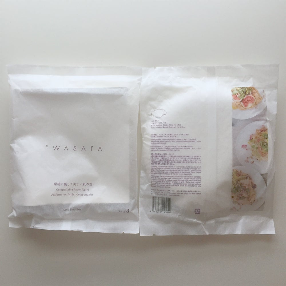 Image of WASARA - Tableware