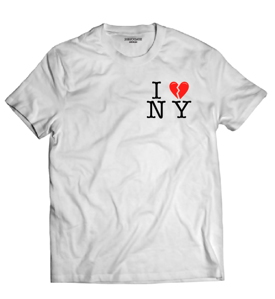 Image of I Broken Heart NY