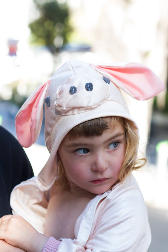 Image of Pig Cool Playsuit אוברול חזיר