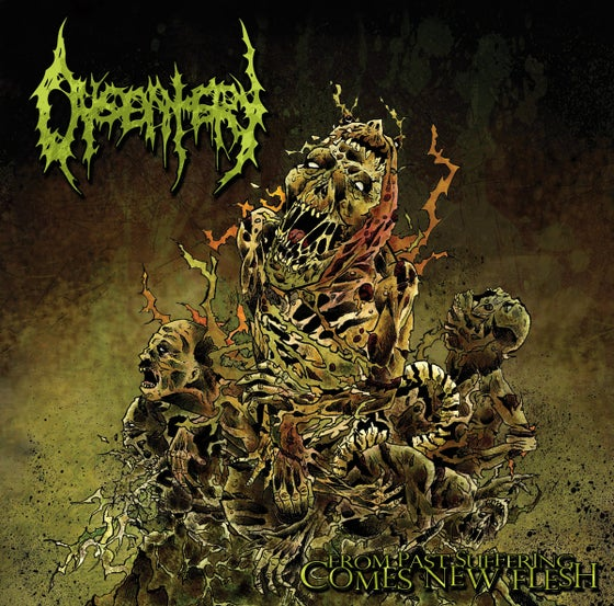 Image of Dysentery - From past suffering comes new flesh