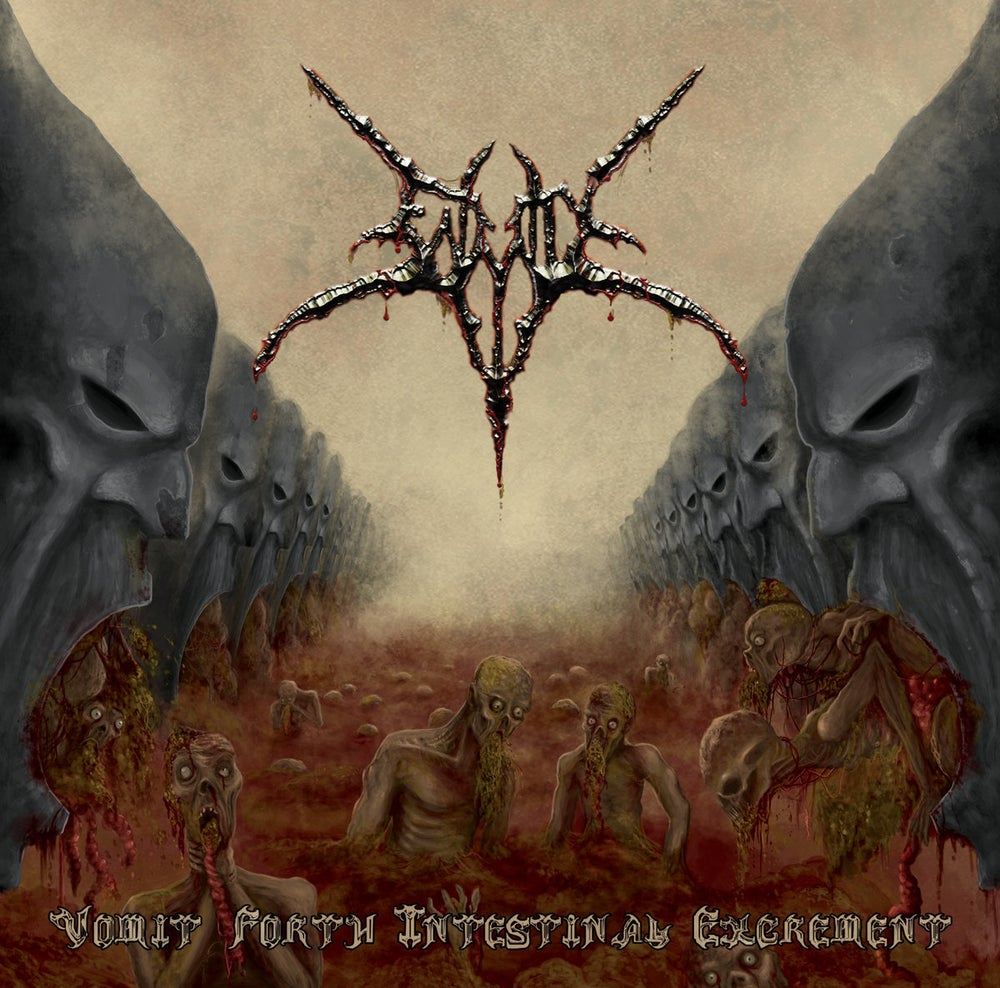 Image of Enmity - Vomit for intestinal excrement