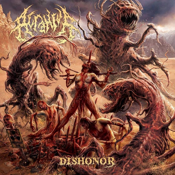 Image of Acranius - Dishonor